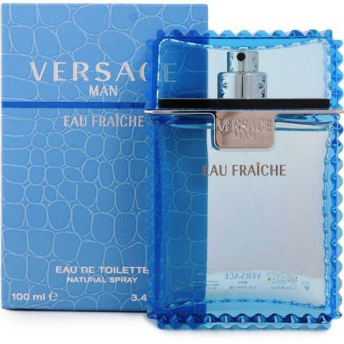 Versace Eau Fraiche Edt Spray (M)