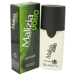 Vetyver Malizia Uomo 50Ml Edt Spray (M)