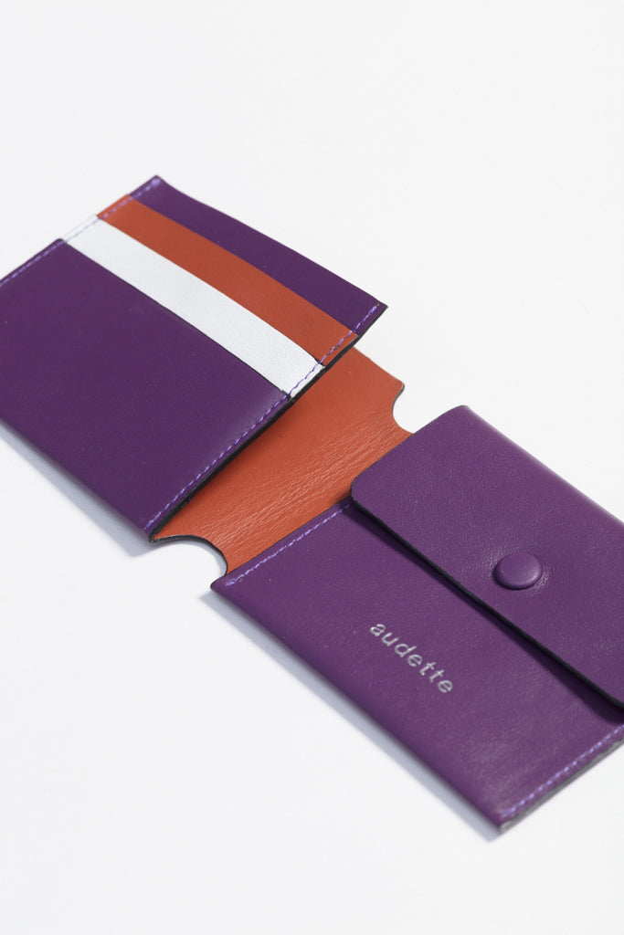 Wallet - Purple