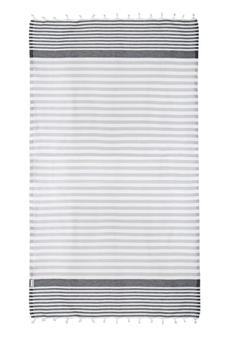 Basic Navy Turkish Towel