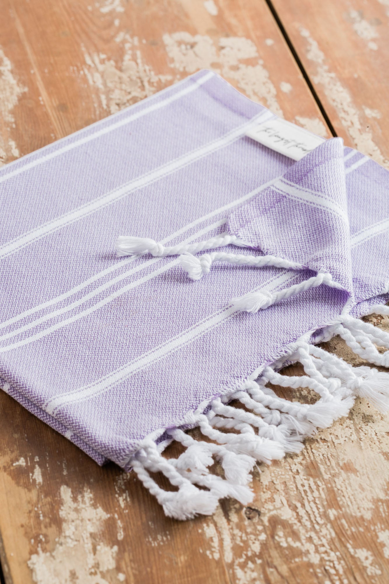 Basic XS Lavender Turkish Hand Towel