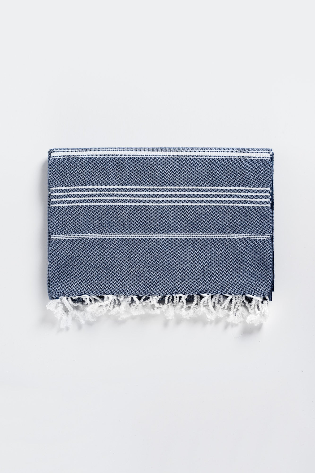 XL Basic Navy Turkish Towel