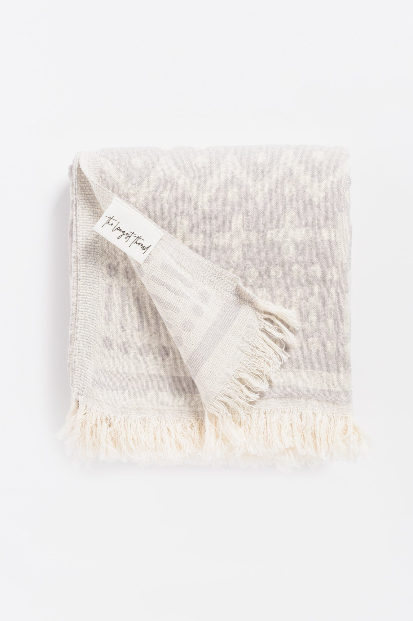 Maghreb Gray Turkish Towel