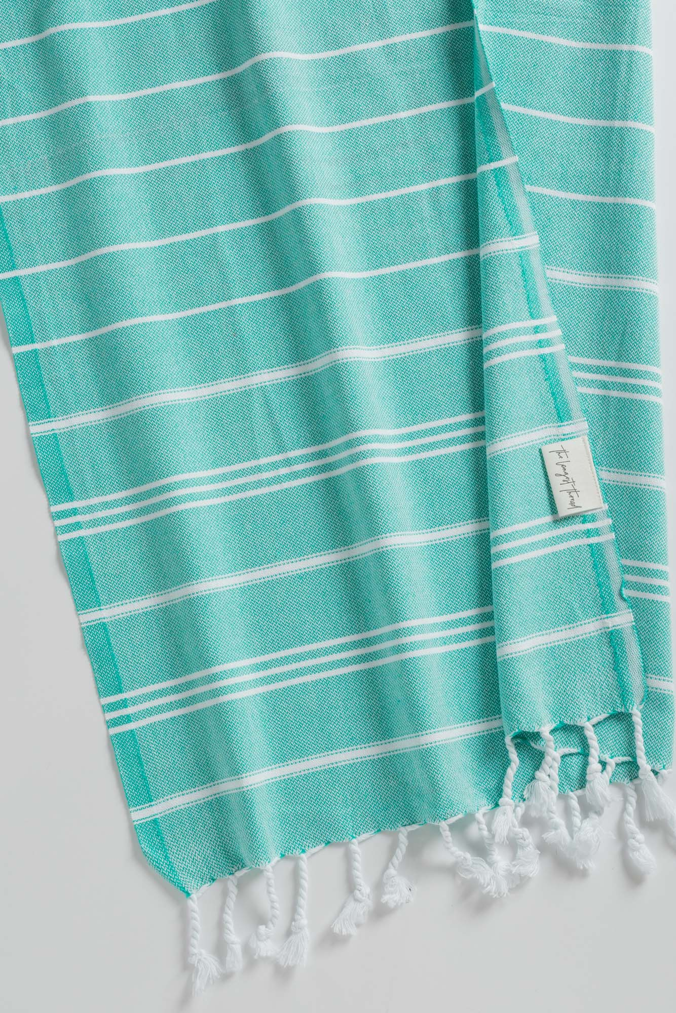 Basic XS Seafoam Turkish Hand Towel