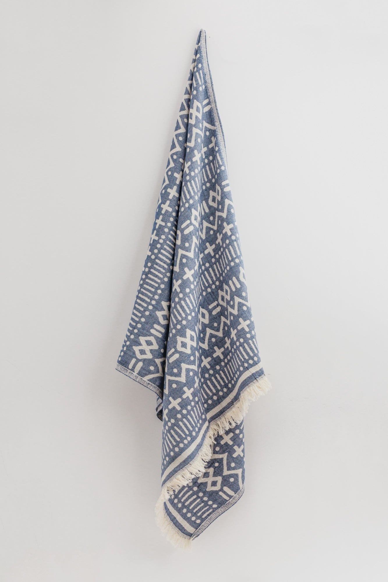 Maghreb Navy Turkish Towel Image 3