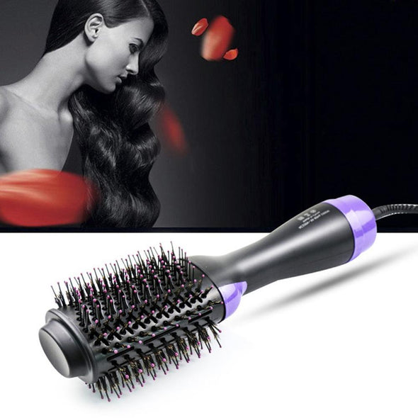 Hot Air Paddle Styling Brush Basketie
