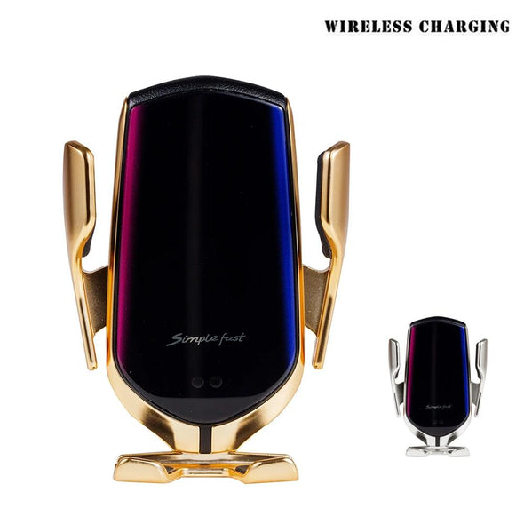 Wireless Charging Car Holder Basketie