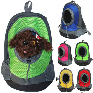 Nylon Pet Backpack Carrier