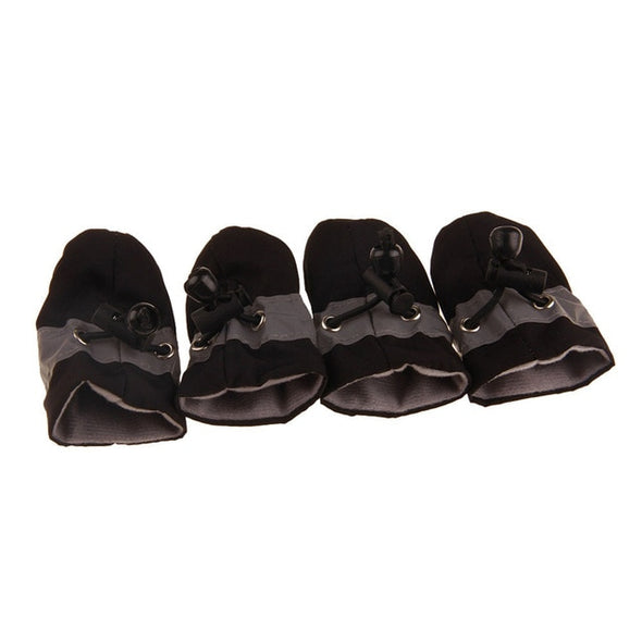 Dog 4Pcs Winter Shoes