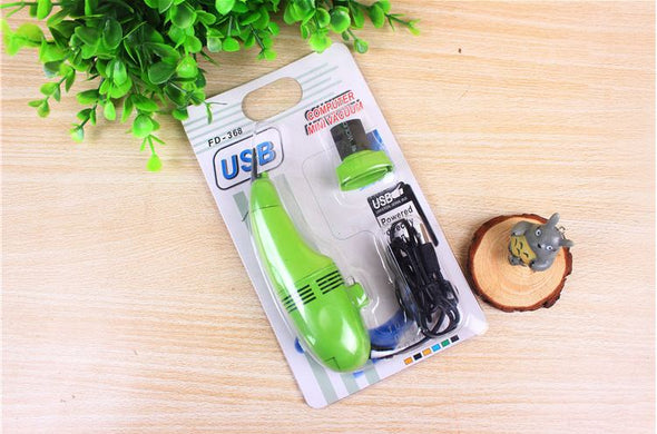 Mini USB Vacuum Cleaner Basketie