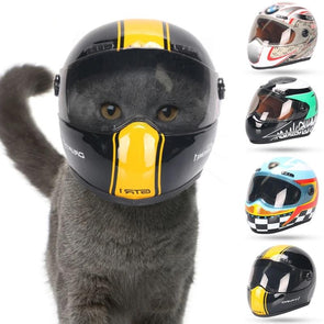 Pet Motorcycle Helmet