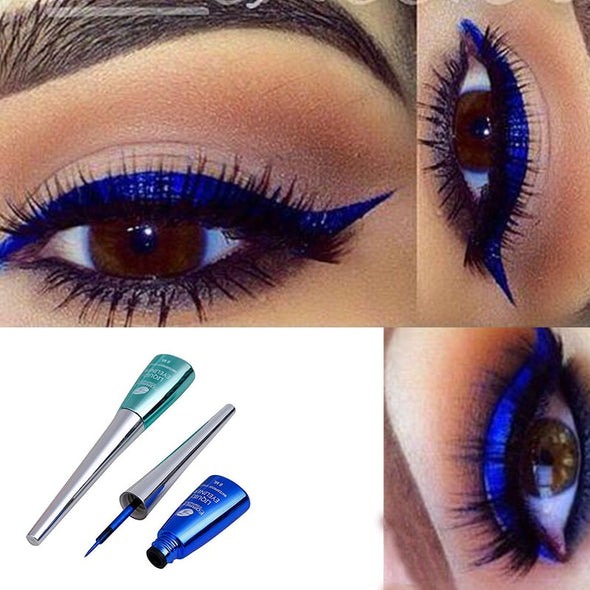 Long lasting liquid eyeliner glitter Basketie