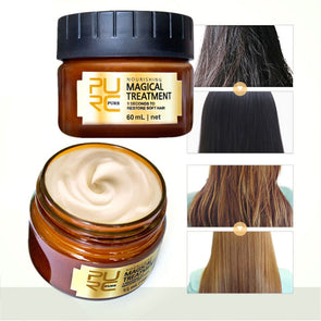 Magical Keratin Hair Treatment Mask Basketie