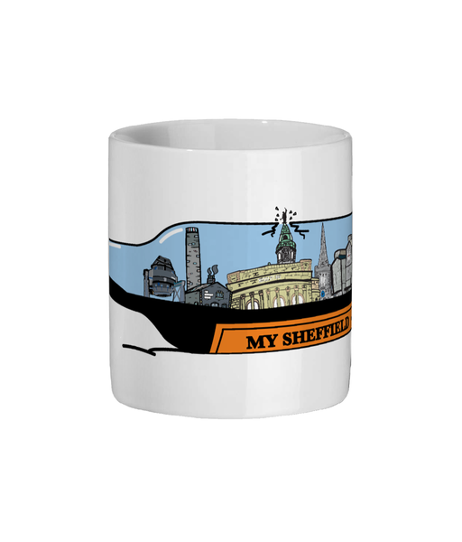 My Sheffield - Mug