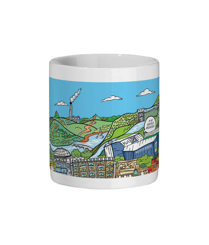 Sheffield Mash Up - Mug