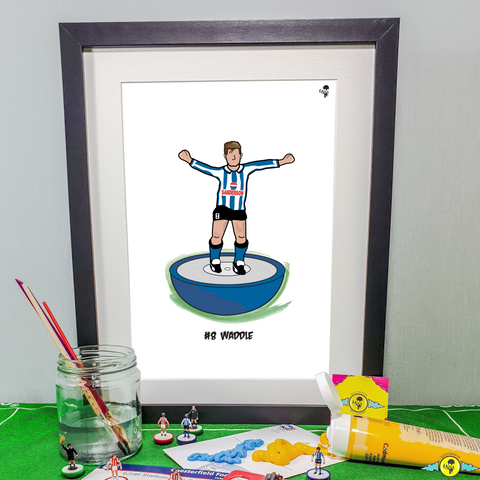 Subbuteo Chris Waddle