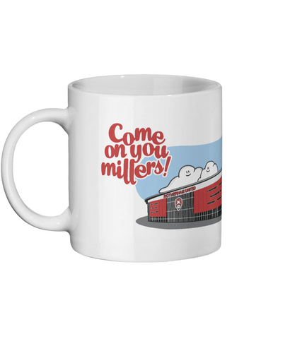 Come on you Millers - Mug
