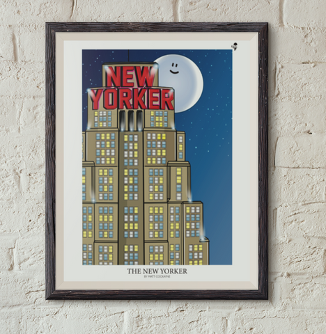 NYC: New Yorker