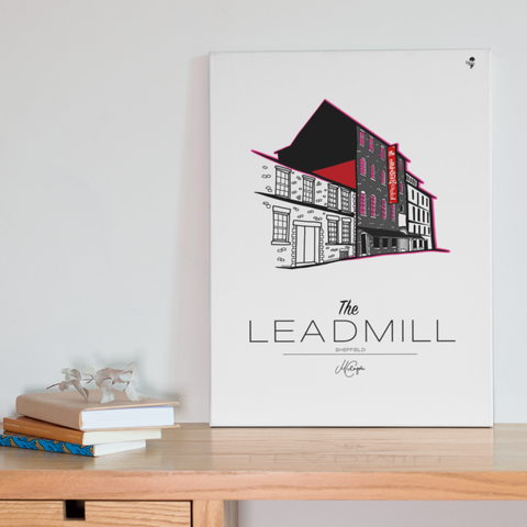 Leadmill Canvas