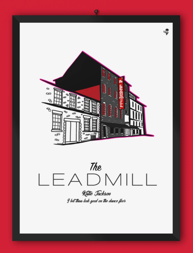 Leadmill - I bet thaa looks good on the dance foor