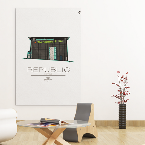 Rupublic Canvas