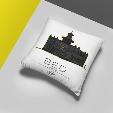 CLUBS: Bed - Cushion