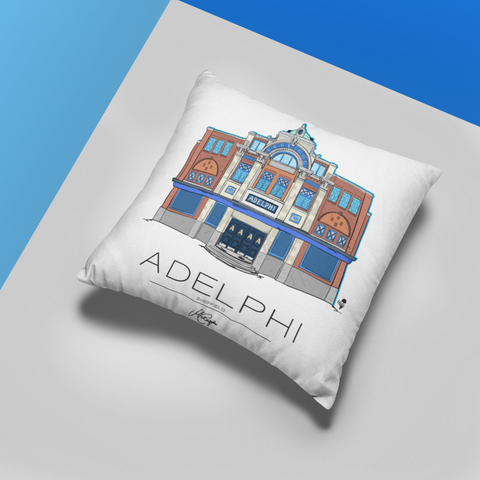CLUBS: Adelphi - Cushion