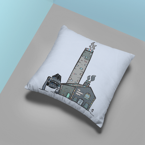 Chimney House - Cushion