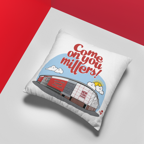 Come on you Miller's - Cushion