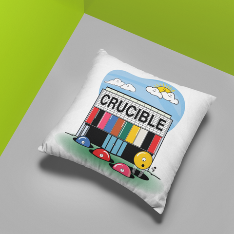 Crucible - Cushion