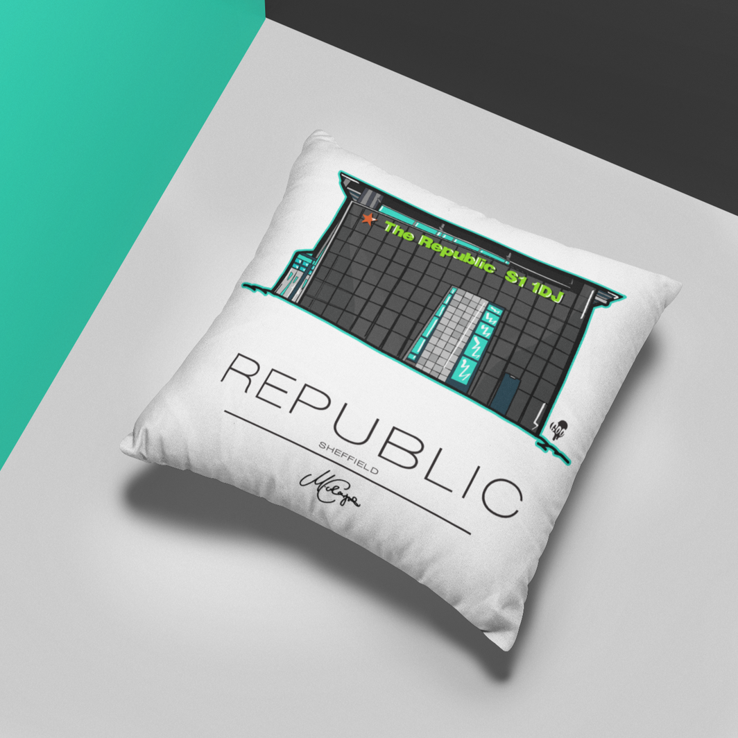 CLUBS: Republic - Cushion