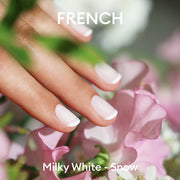 Green Flash French Manicure Kit