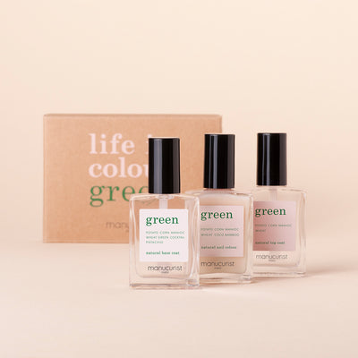 Coffret Three Steps - Nude
