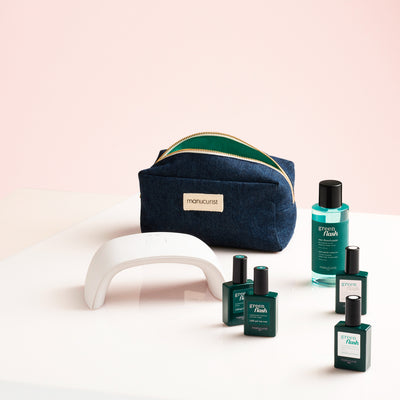 Trousse routine french Green Flash