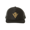 Black Taylor Gray Logo Hat