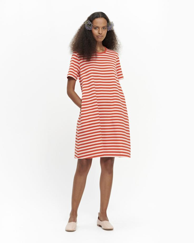 Marimekko | Aretta Dress Short Sleeved - Presence Womens Clothing Store Hamilton