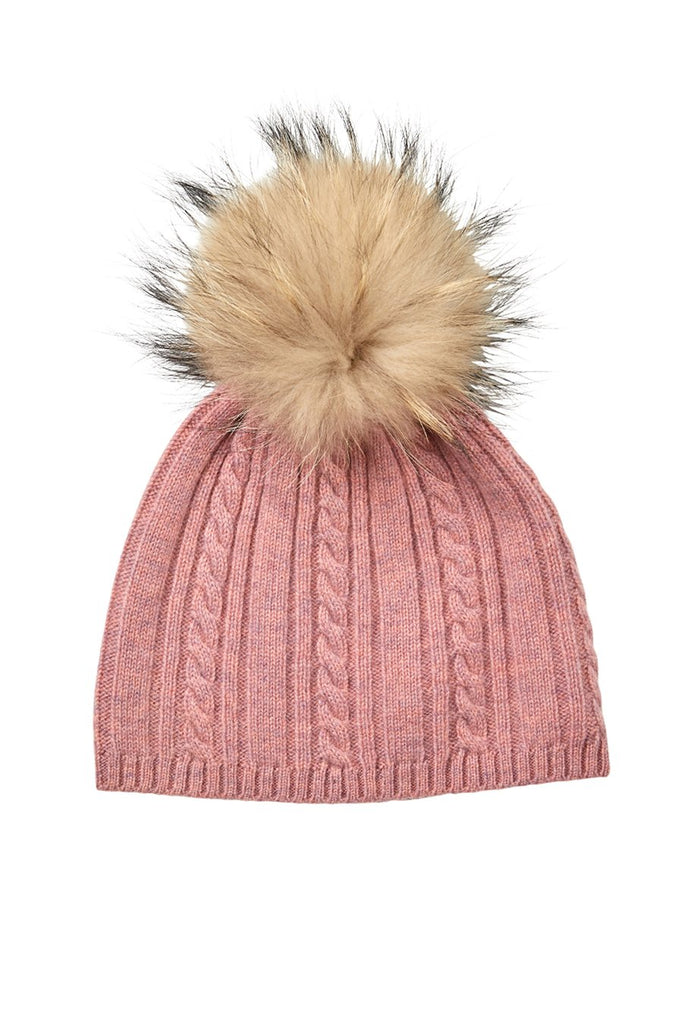 Cable | Cashmere Beanie - Presence Womens Clothing Store Hamilton