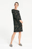 Layerd | Vikt Ponte Dress - Presence Womens Clothing Store Hamilton