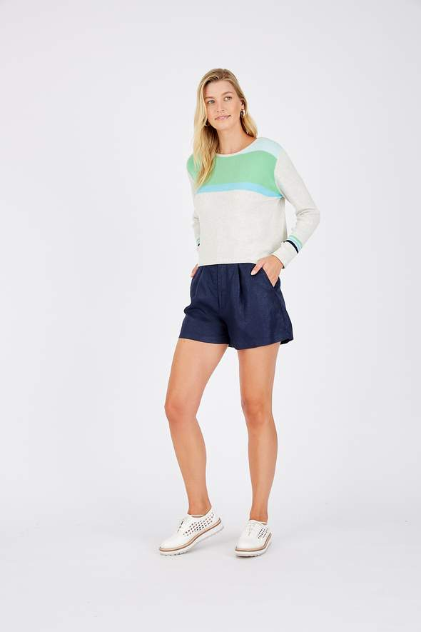 Ali by Alessandra | Chloe Sweater - Presence Womens Clothing Store Hamilton