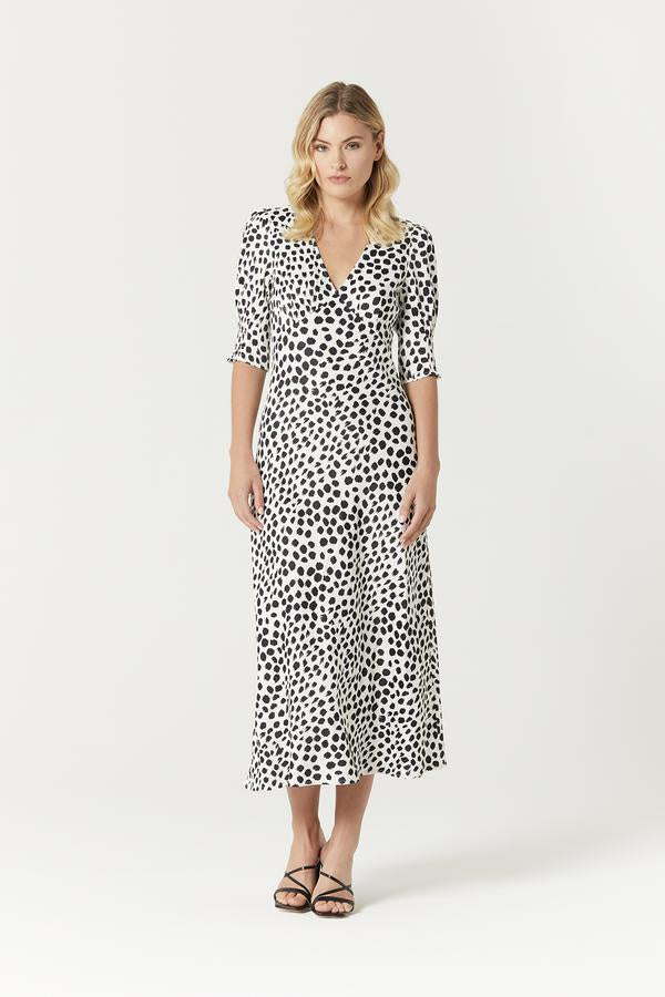 Cable | Dover Midi Dress - Presence Womens Clothing Store Hamilton