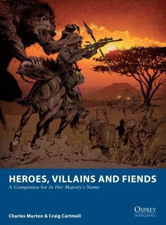 BP1392 - Heroes, Villains And Fiends