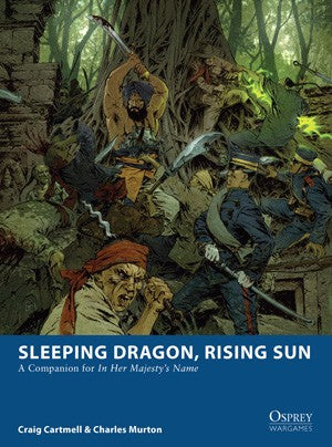 BP1428 - Sleeping Dragon, Rising Sun