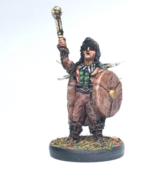 LMK-07a - Beorn-kin Chieftain (on foot)
