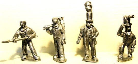 SAS-12 - Isambard Brunel and Steamwork Navvies