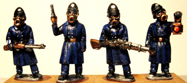 SAS-19 - British Police SO19