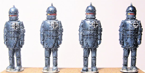 SAS-28 - Prussian Iron Men Infantry