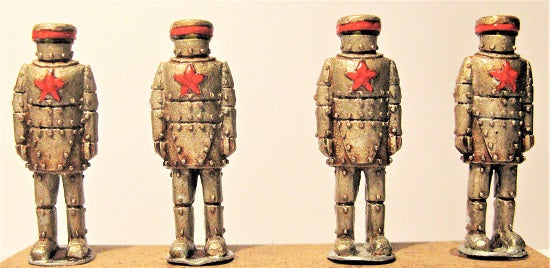 SAS-29 - Russian Iron Men Infantry