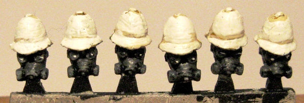 TW-10i - Gas Mask Heads 3