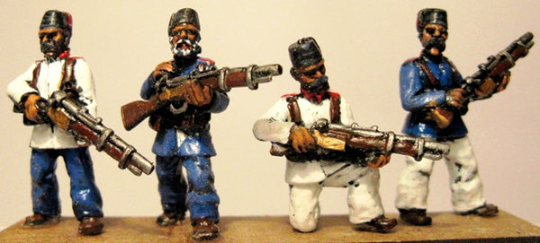 TW-17 - New Caliphate Regulars with Bolt Action Rifle