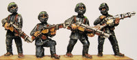 TW-19 - New Caliphate Guardsmen with Bolt Action Rifles